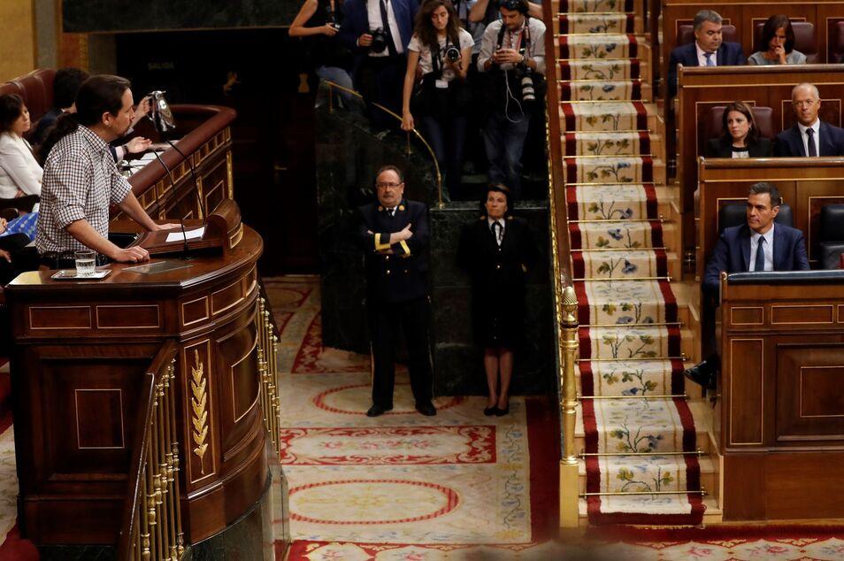 De lo que se ha librado España: las medidas que proponía Podemos para 'sus ministerios'