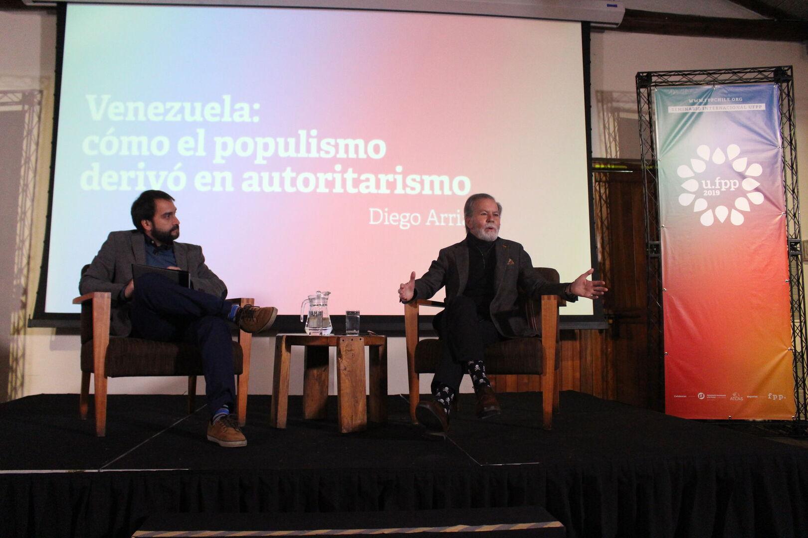 """Diego Arria: """"Chávez gastó 90.000 millones en financiar a sus socios en otros países"""""""