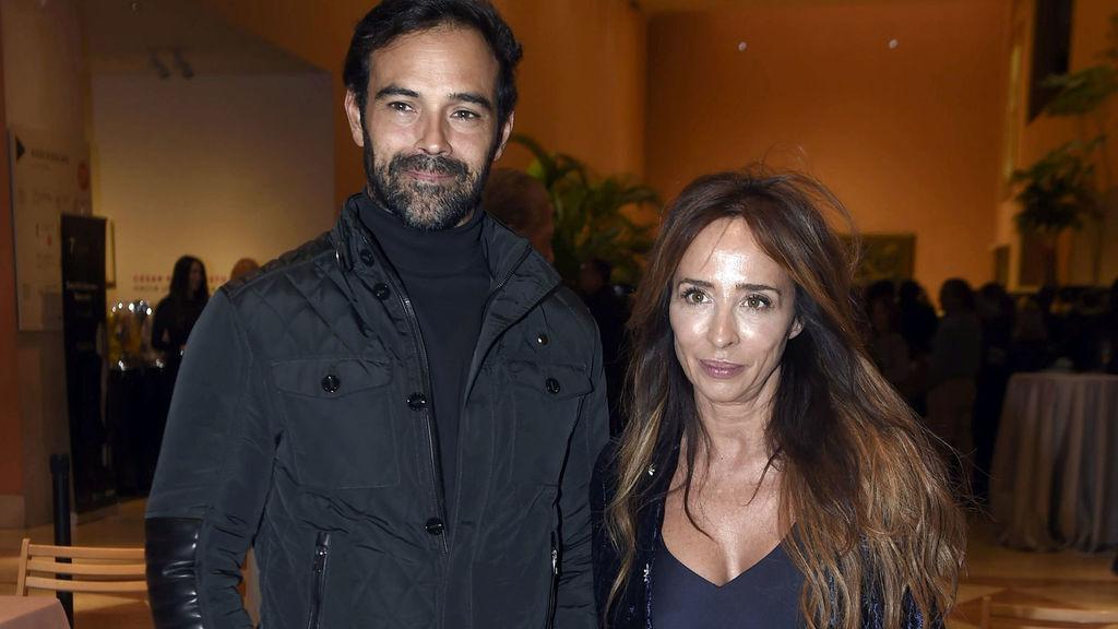 María Patiño se casa por sorpresa: las imágenes de la ceremonia