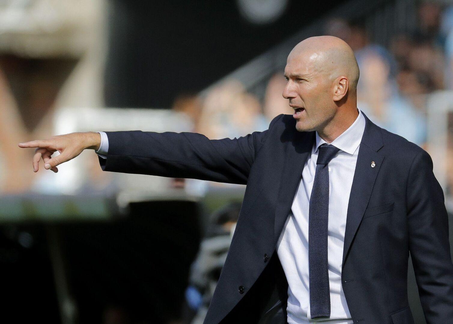 "Zidane: ""Bale se va a quedar"""