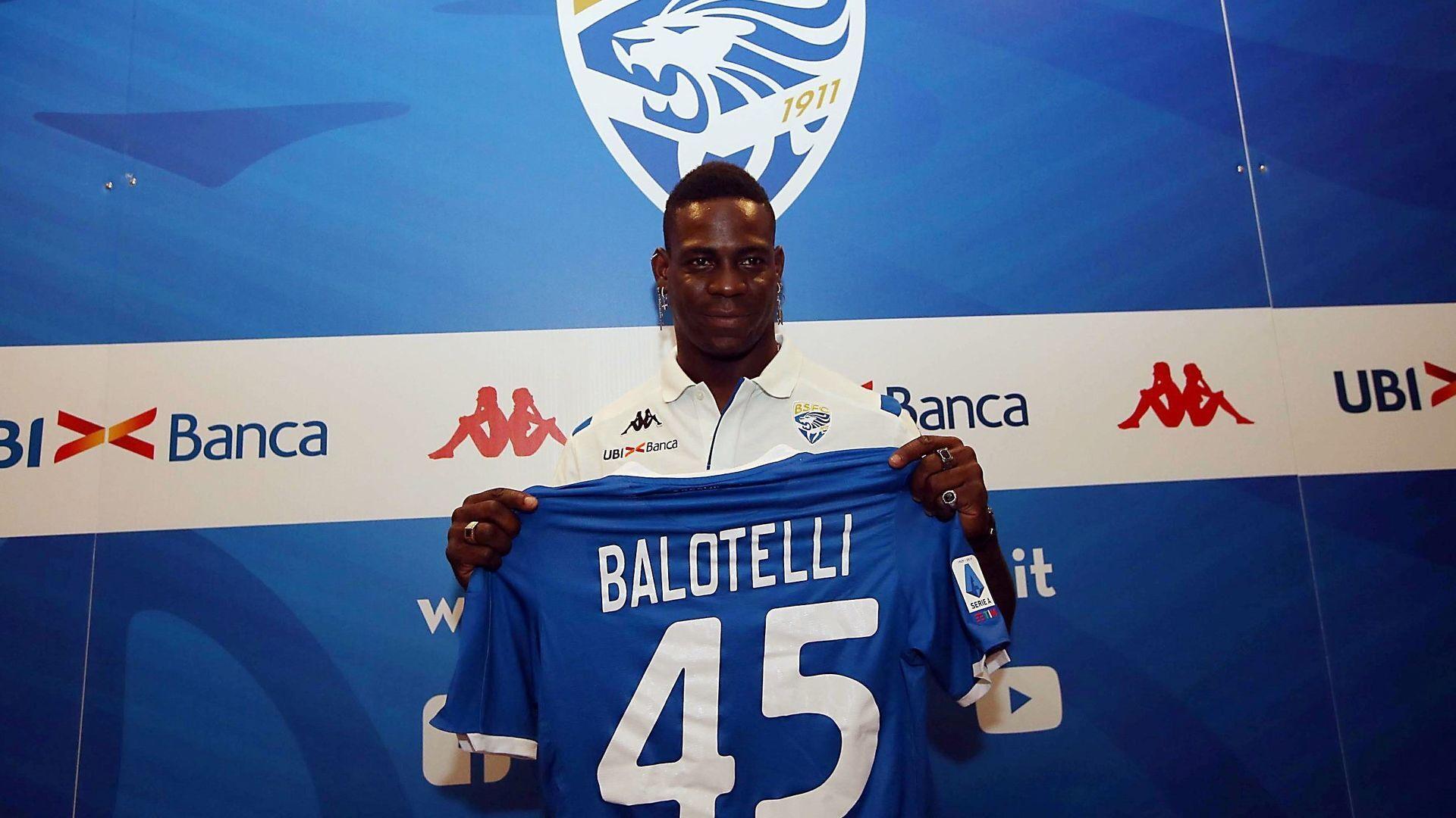 """Mario Balotelli, a la prensa: """"¿Miedo a fallar? Tenéis más miedo vosotros que yo"""""""