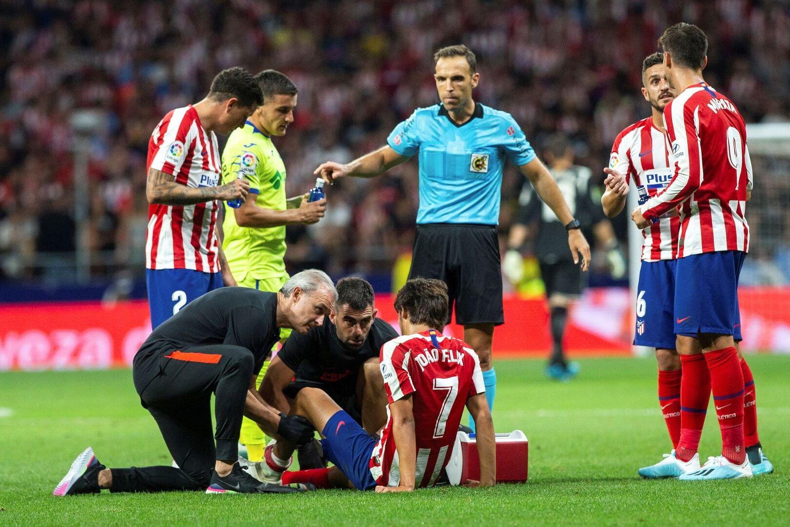 El Atlético mantiene su esencia con una sufrida victoria ante el Getafe (1-0)