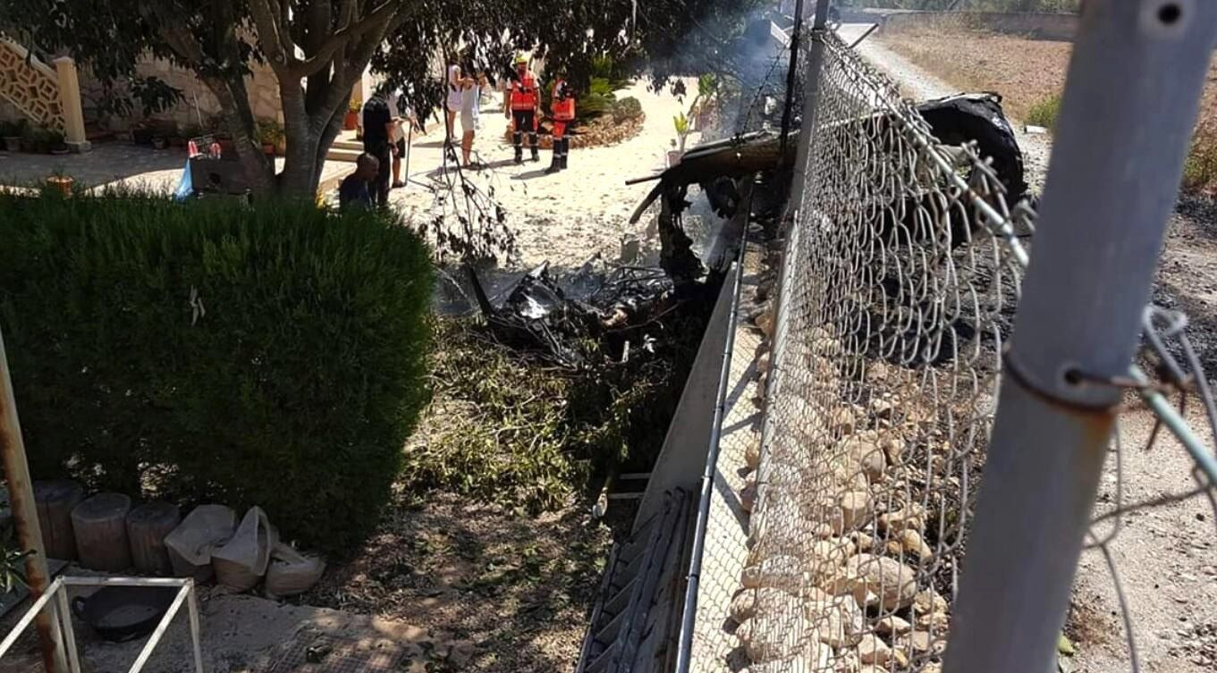 Ascienden a siete los muertos al chocar una avioneta y un helicóptero en Mallorca