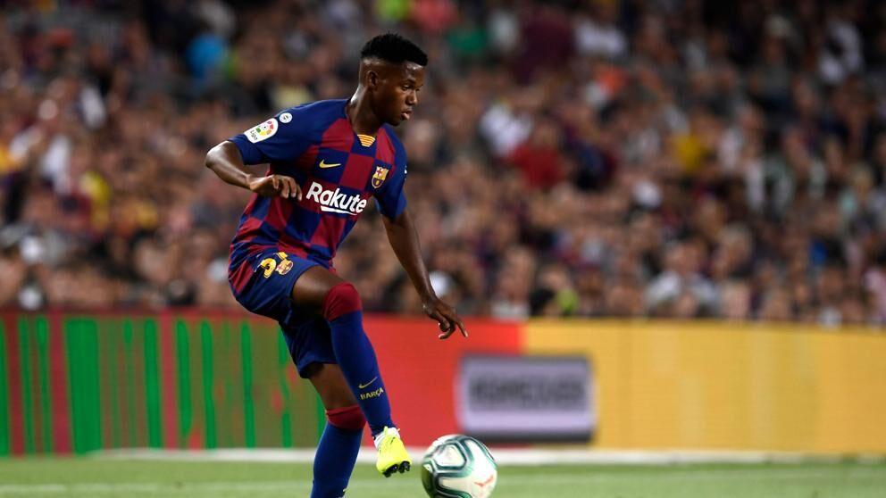 Grave problema del FC Barcelona con Ansu Fati — ALARMA