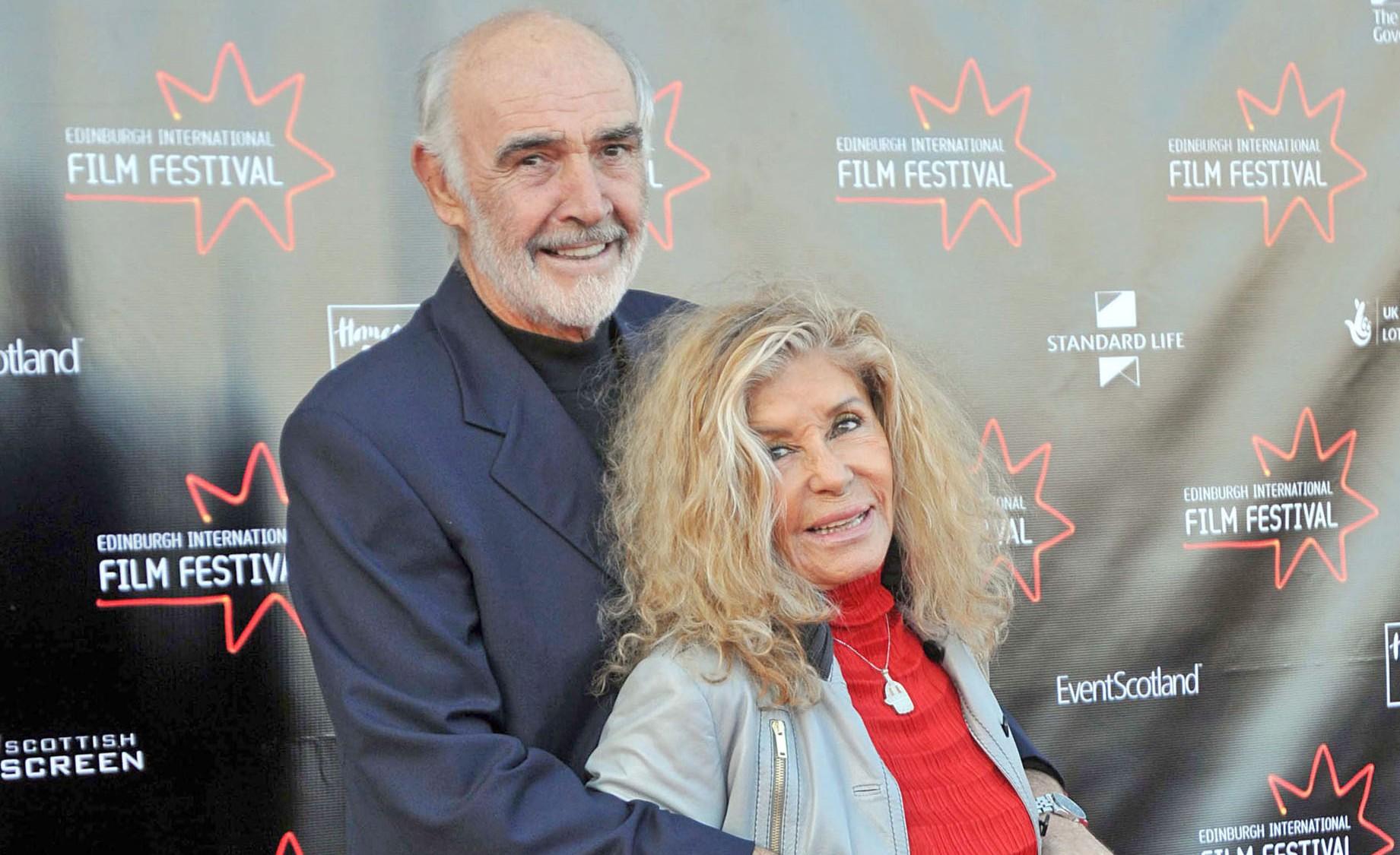 La última y entrañable imagen de Sean Connery da la vuelta al mundo - Chic