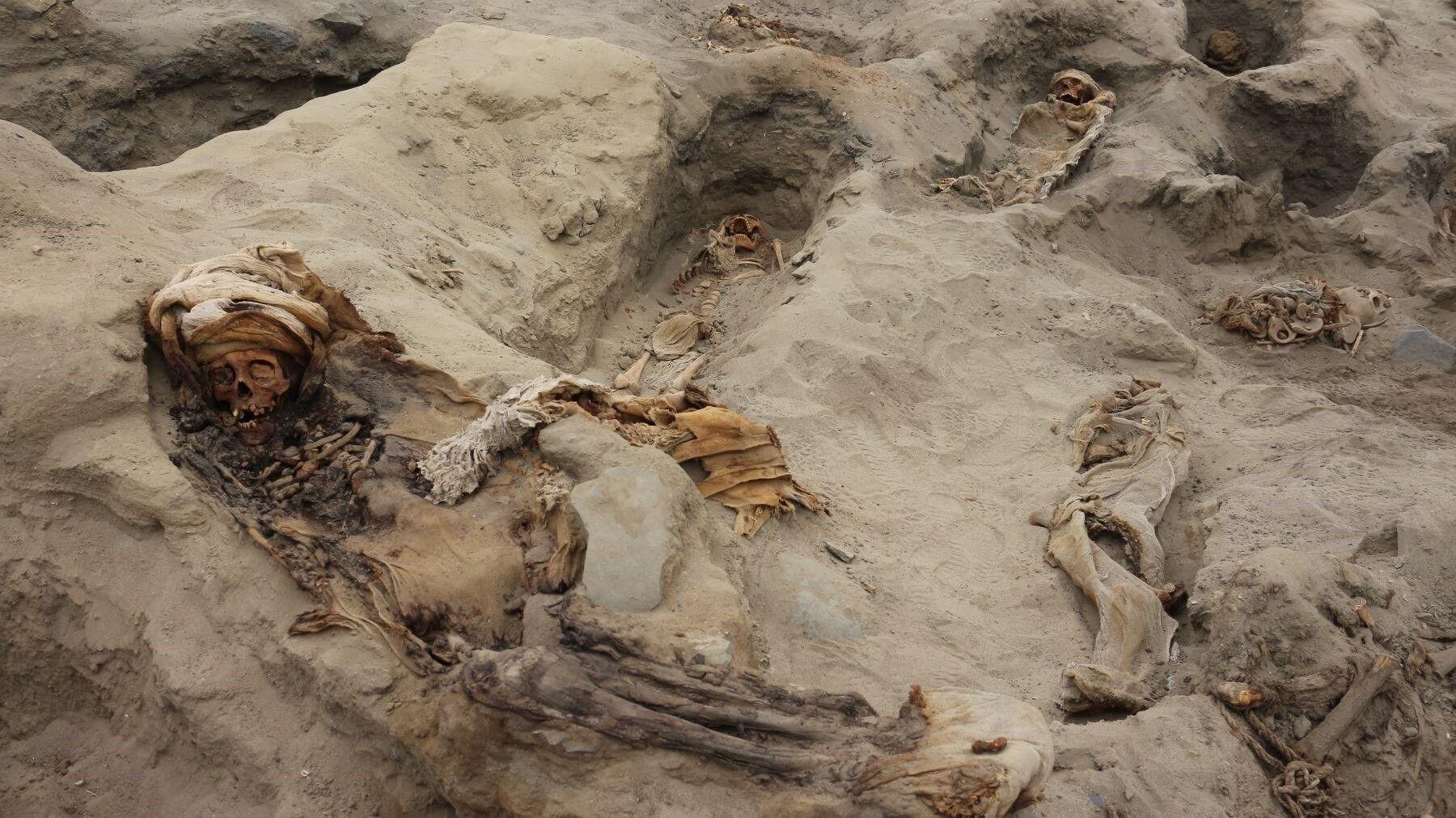 Los Sacrificios Masivos De Ninos Un Ritual Habitual En El Antiguo Peru Libertad Digital Cultura