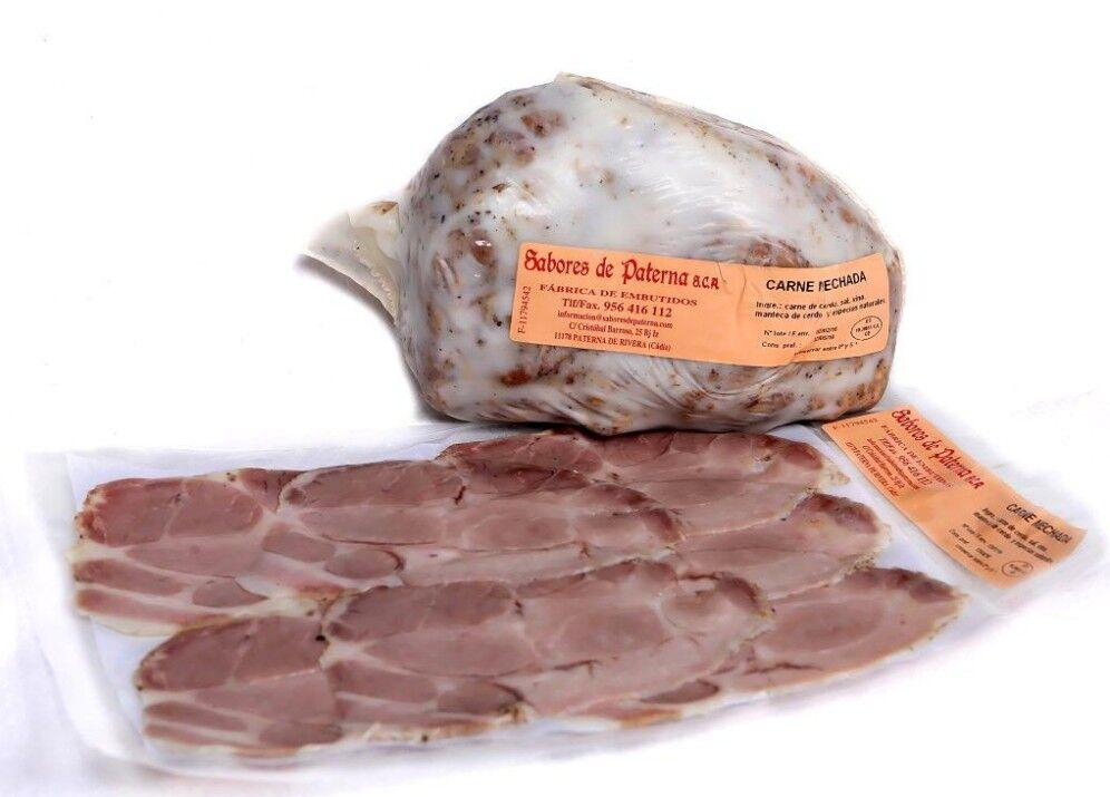 Nueva alerta por listeria en carne mechada de la marca Sabores de Paterna