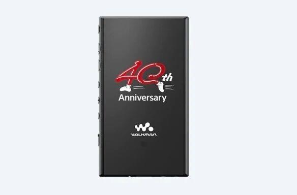 Sony se pasa a la moda retro con su nuevo Walkman edición especial 40 aniversario