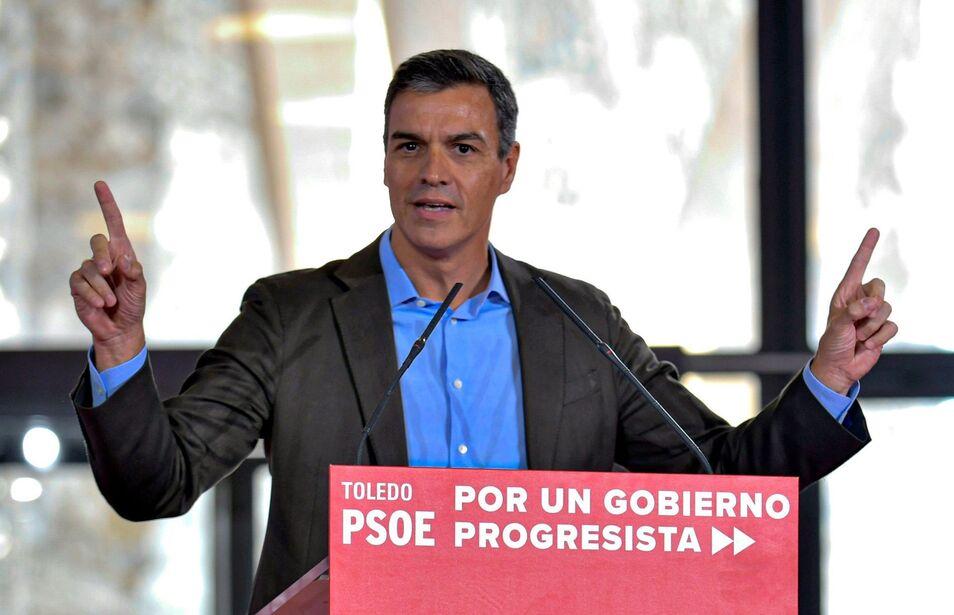 """Los socialistas quieren subir el umbral tres puntos más, """"hasta el 18%"""", en el caso de """"las entidades financieras y los hidrocarburos""""."""