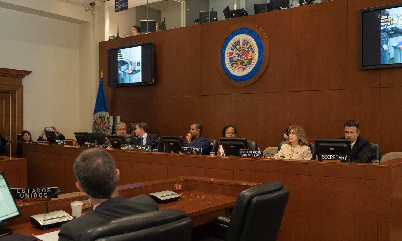 """Doce países de la OEA activan un tratado militar frente a la """"amenaza"""" de Venezuela"""