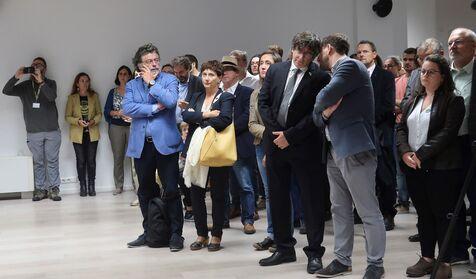 Listas de mossos patriotas y un ejército de mercenarios, lo último del entorno de Puigdemont - Libertad Digital