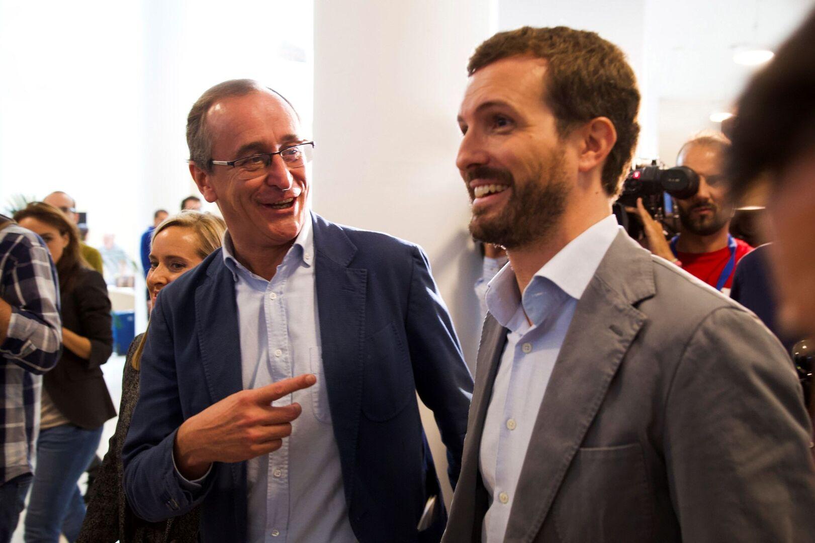 """El PP vasco se crece tras el espaldarazo de Casado: Álvarez de Toledo """"habrá tomado nota"""""""