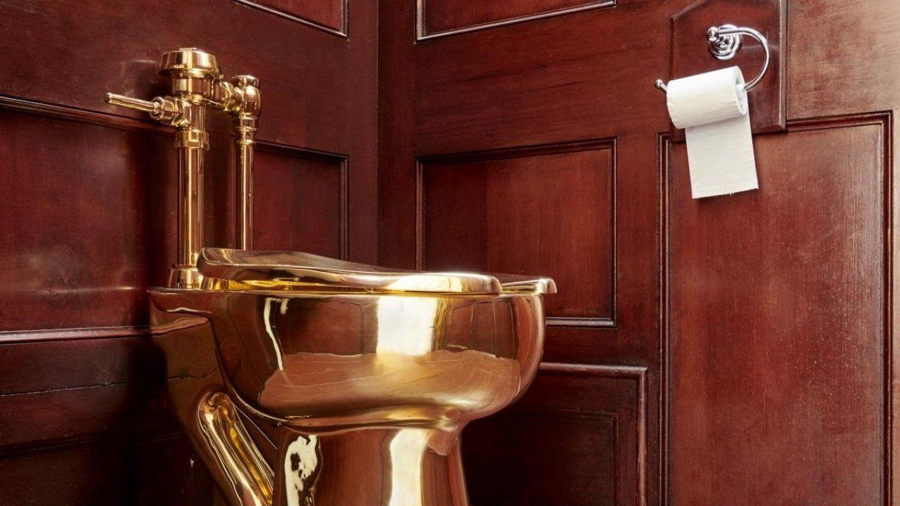 Roban un váter valorado en 1,12 millones de euros de la mansión donde nació Churchill
