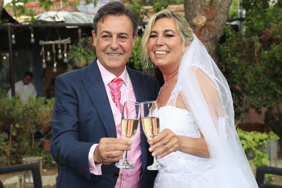 Todos los detalles y fotografías de la boda de José Ribagorda