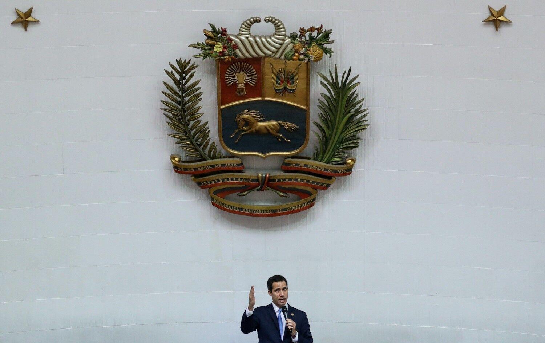 """Guaidó seguirá como presidente interno de Venezuela hasta que """"cese la usurpación"""" de Maduro"""