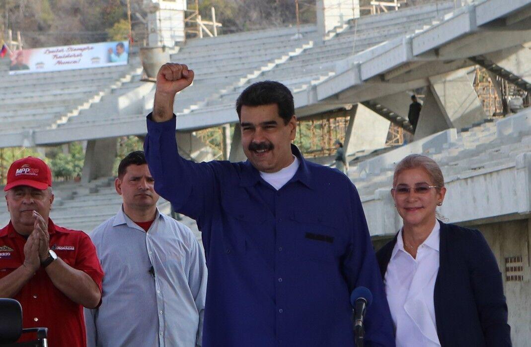 Maduro intenta dividir a la oposición abriendo un diálogo con un sector minoritario