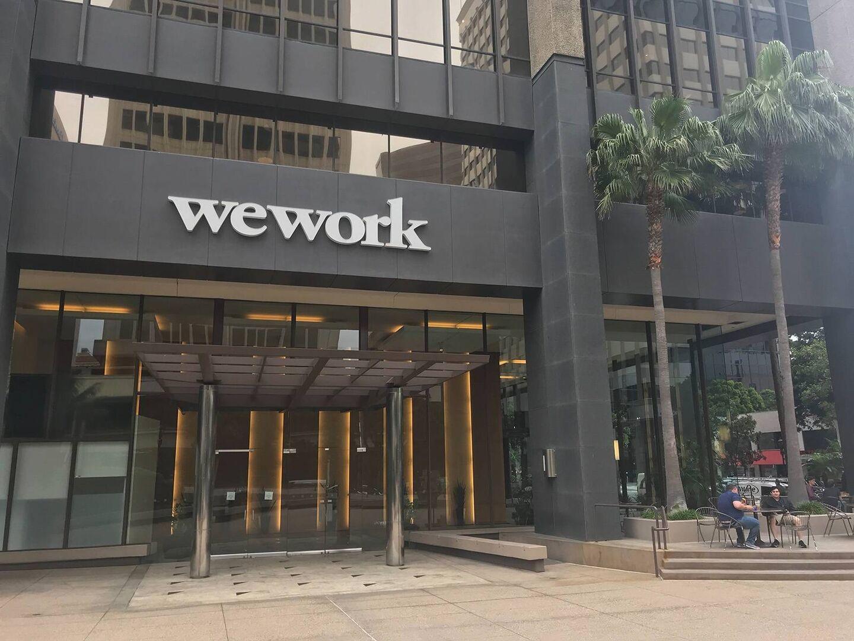 La crisis de WeWork llega a Barcelona