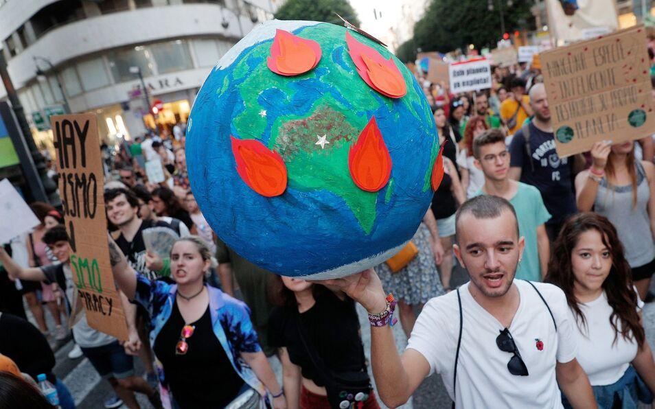 Hay cinco preguntas que deberían plantearse todos aquellos jóvenes que acudieron a la manifestación de la Huelga Mundial del Clima.