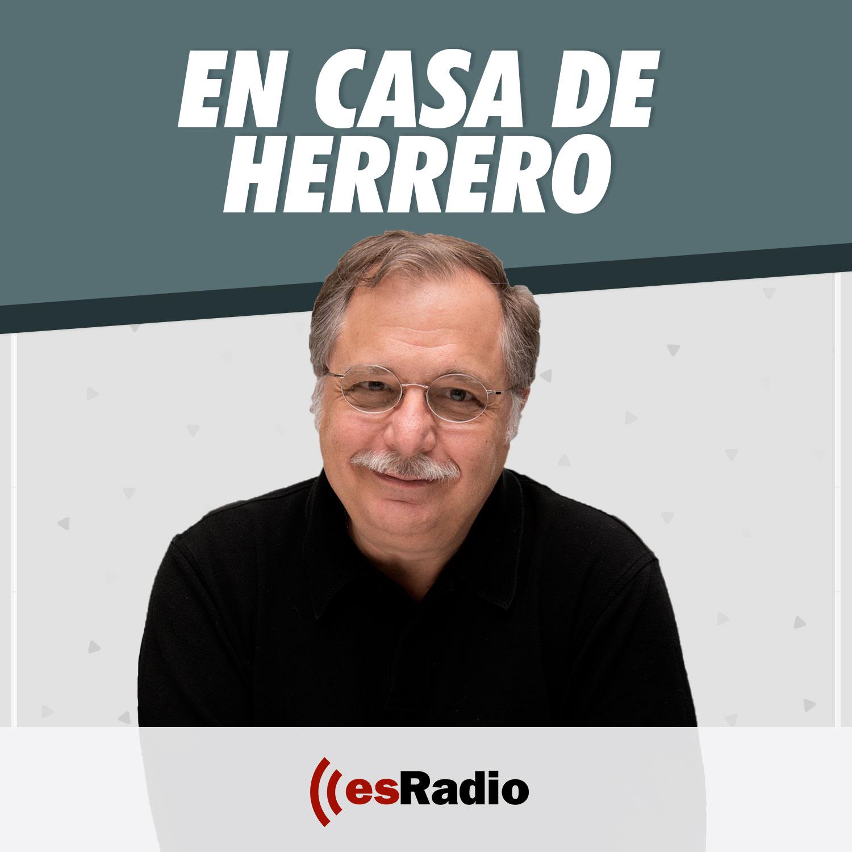Tertulia de Herrero: El presidente de CEOE desata la polémica al no rechazar los indultos