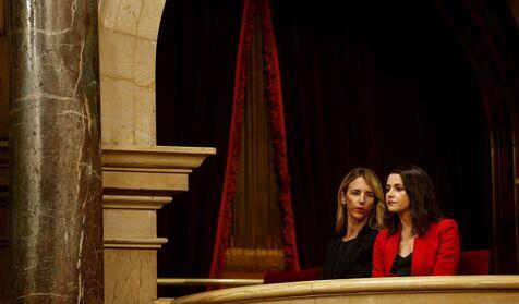 Álvarez de Toledo e Inés Arrimadas proponen al PSOE un acuerdo constitucionalista para frenar el pacto con Podemos - Libertad Digital