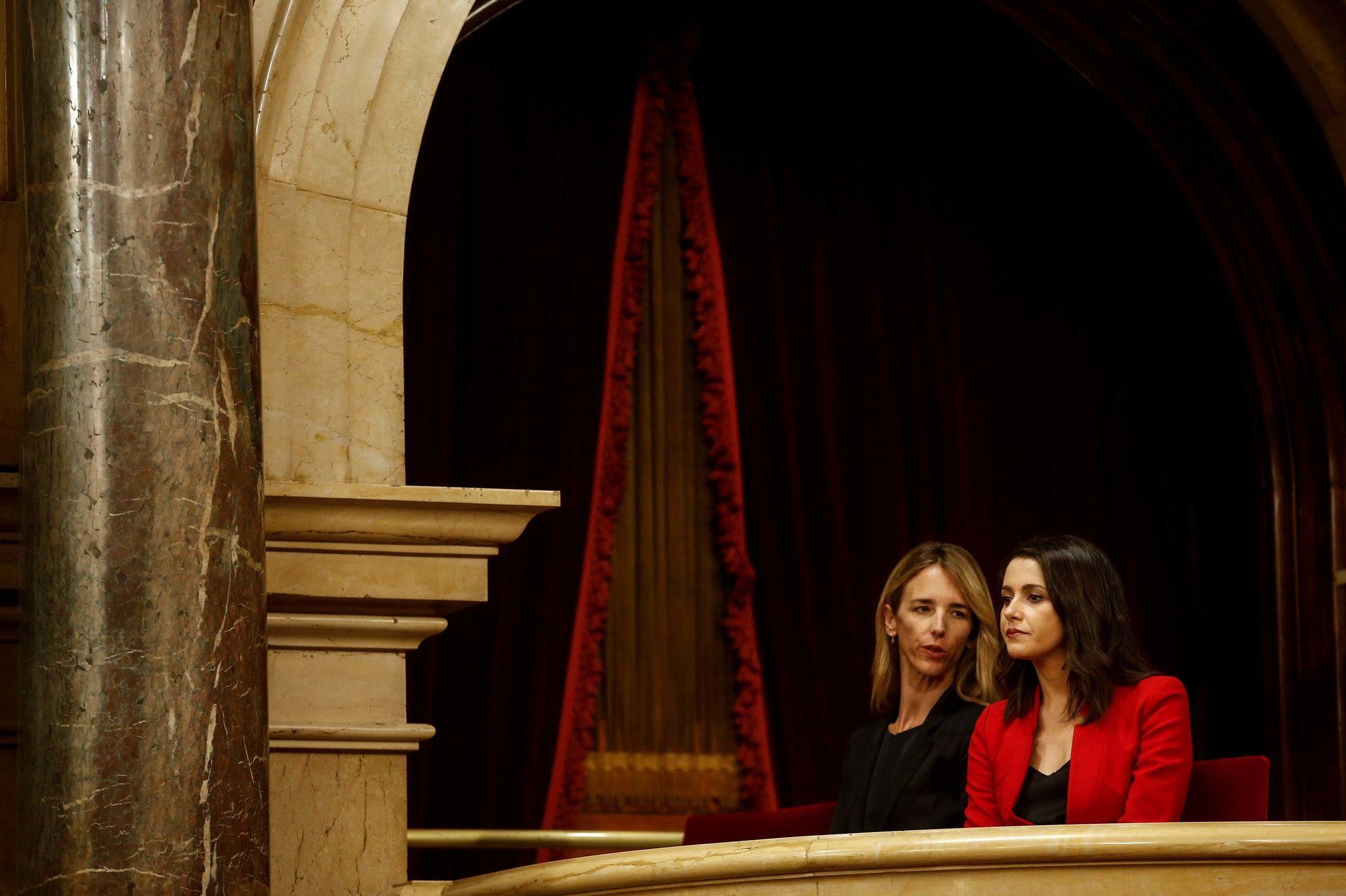 arrimadas-cayetana-efe-barcelona-071019.