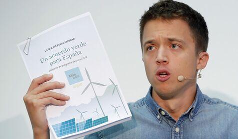 """Las 15 propuestas más estrambóticas de Errejón: de prohibir el 3x2 en el súper al PIB """"biofísico"""""""