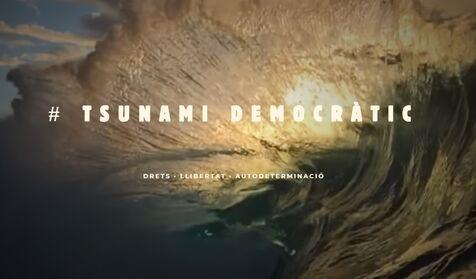 El juez García Castellón ordena a Google cerrar todos los dominios en internet de Tsunami Democrátic