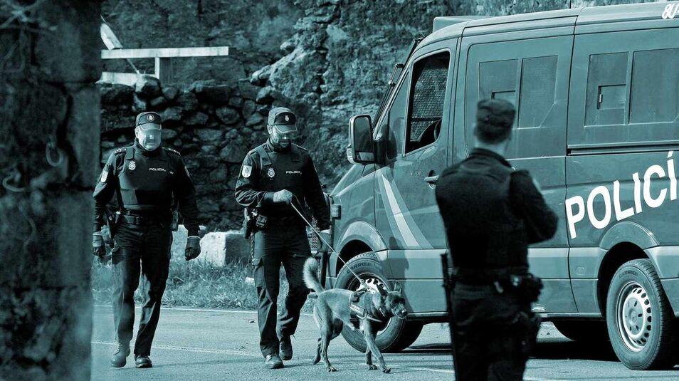 Deportes y Motor Policia