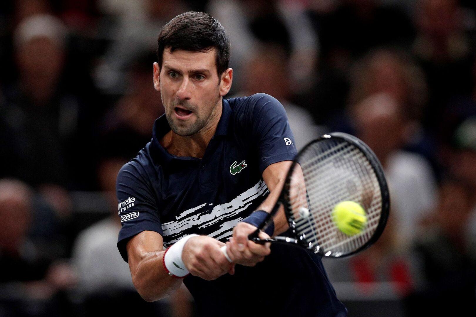 La Descalificacion Le Cuesta Dinero A Djokovic