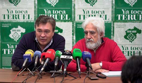 """Las exigencias de Teruel Existe: una """"fiscalidad diferenciada"""" y disparar el gasto público - Libre Mercado"""