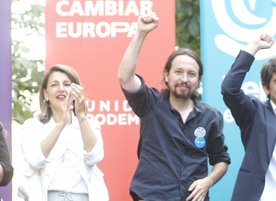 Indignación en el campo: Iglesias y Díaz fulminan a las organizaciones de la reunión del sector agrario