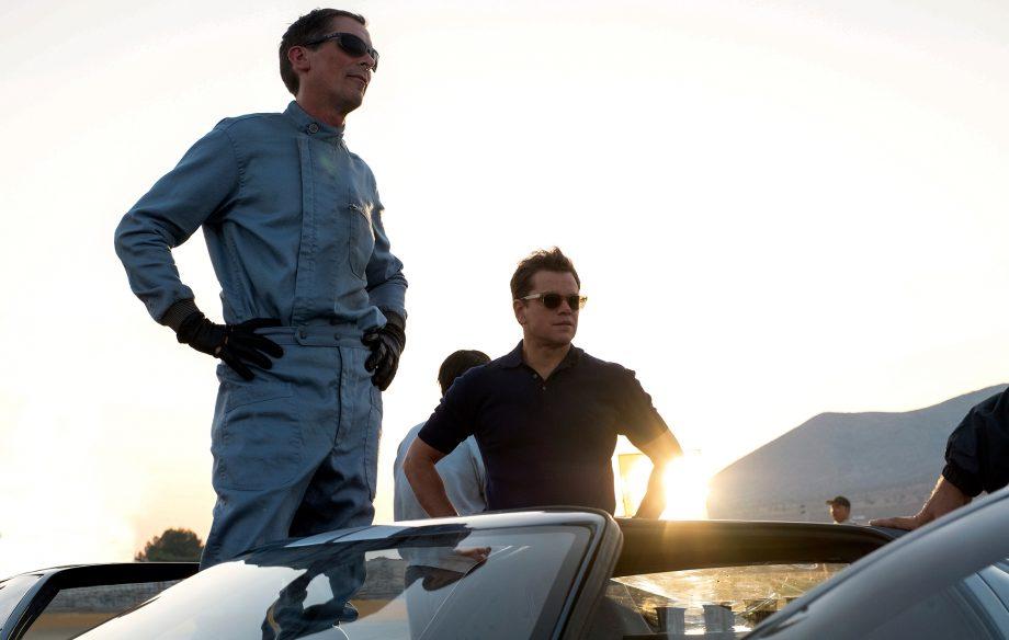 Crítica: 'Le Mans '66', con Matt Damon y Christian Bale