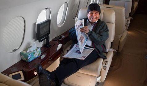 La vida de lujo del anticapitalista Evo Morales: mansiones, viajes en Falcon, jacuzzi, masajes y saunas - Libre Mercado