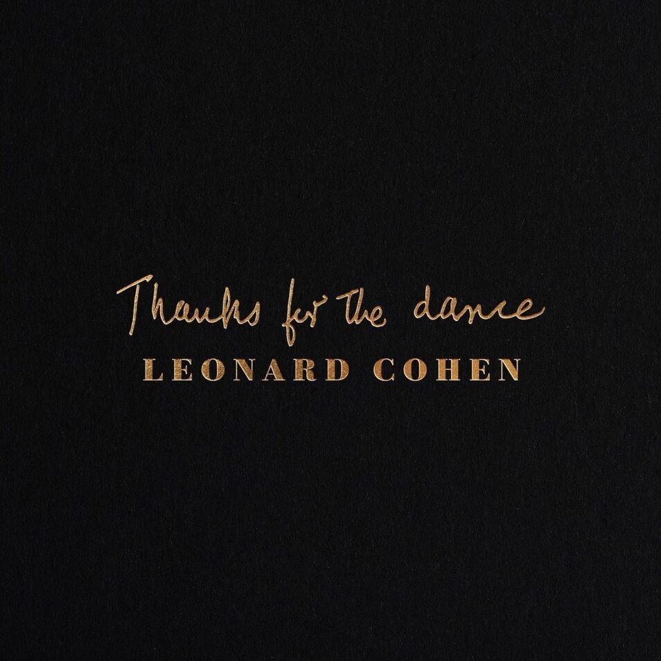 Cine, Teatro, Televisión, Radio, Artistas, Personajes famosos. Leonard-cohen-thanks-for-the-dance-grande