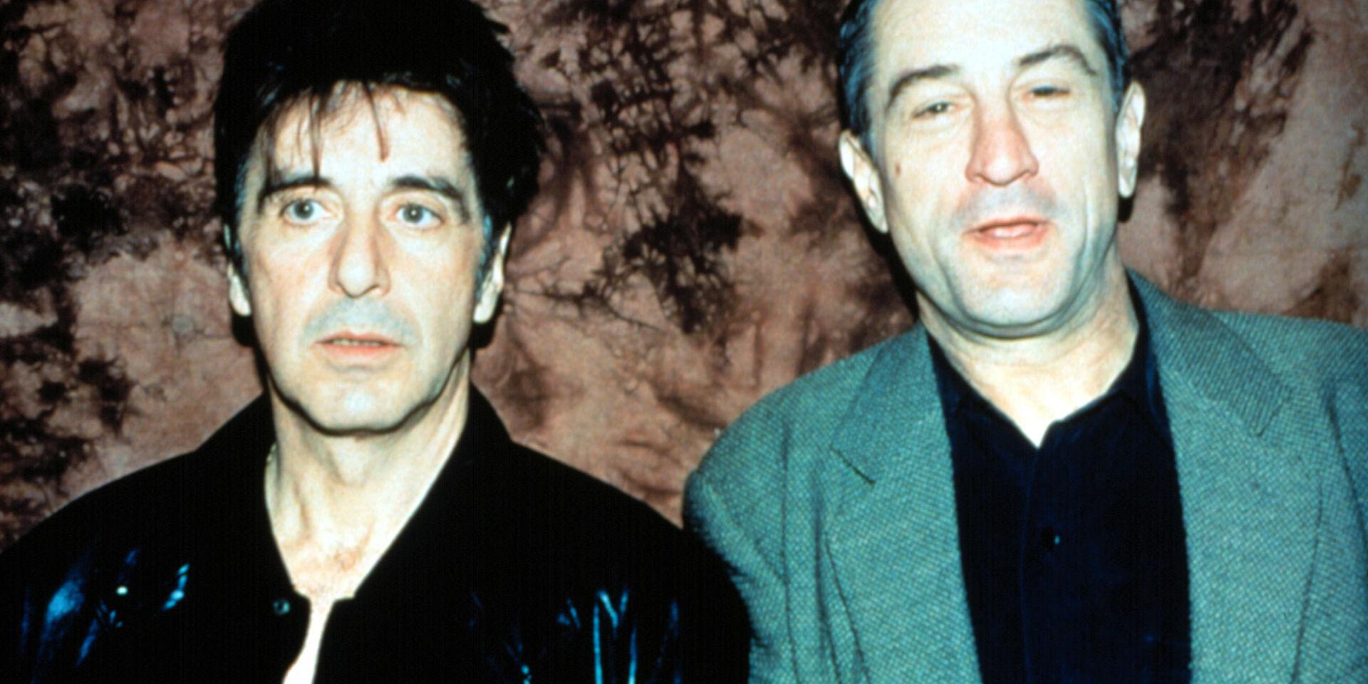 Al Pacino Y Robert De Niro Dos Buenos Amigos Que Se Ven Muy Poco Libertad Digital Cultura