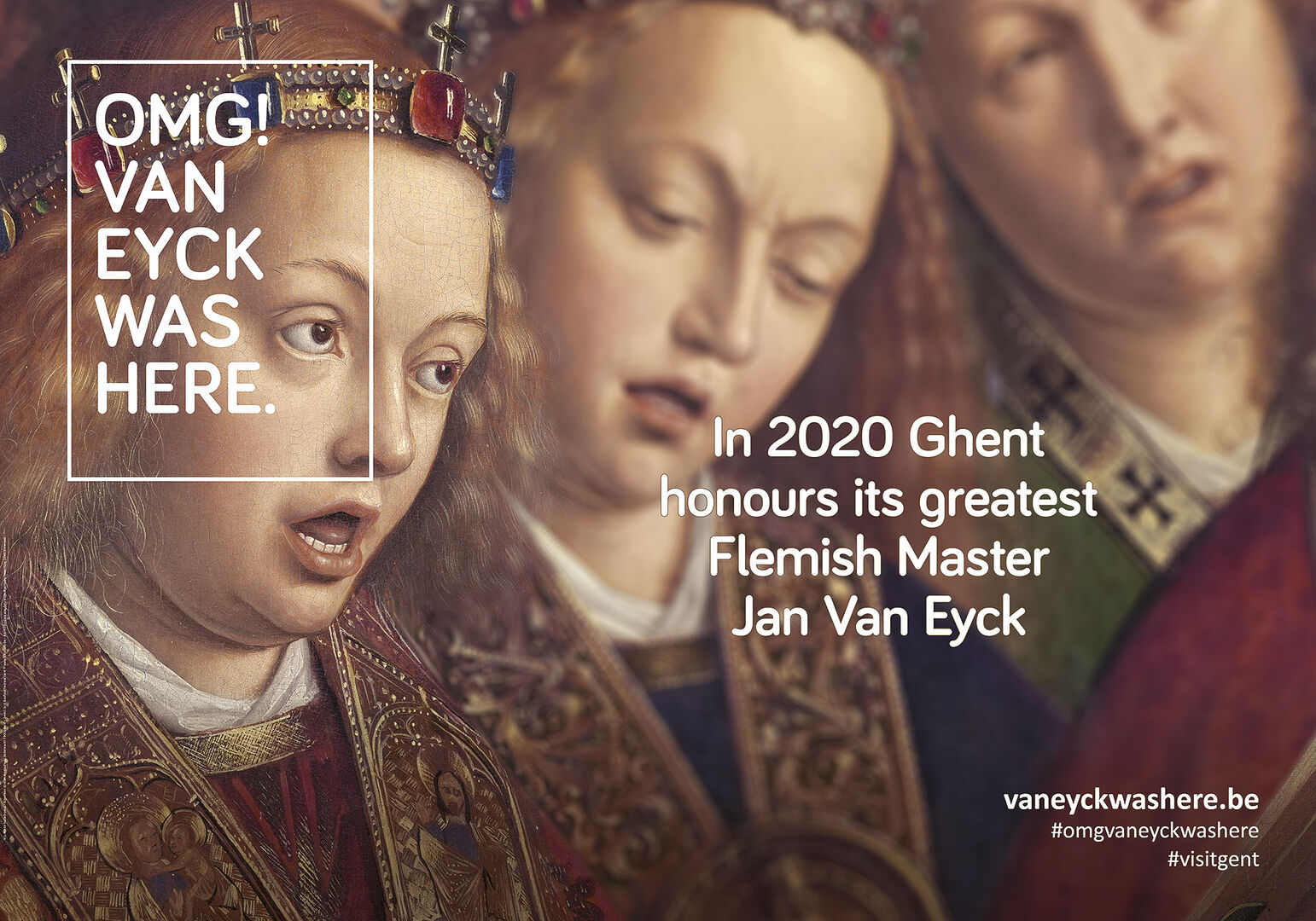 Resultado de imagen de van eyck 2020