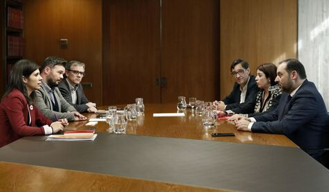 PSOE y ERC negocian sobre el traspaso a la Generalidad de los puertos y aeropuertos de Cataluña