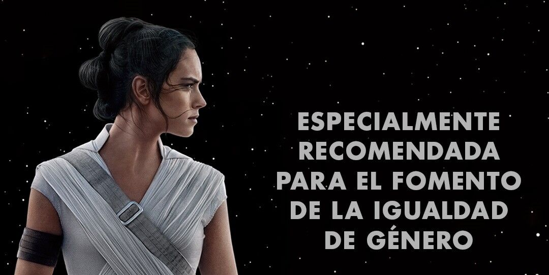 Vox Contra Star Wars Nos Quieren Dar Su Murga Feminista
