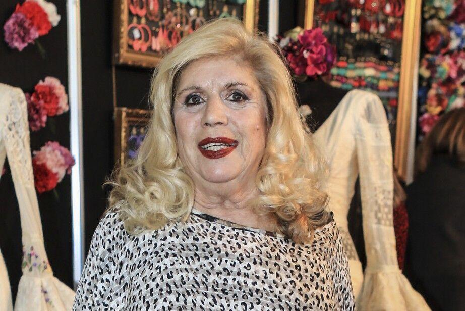 Cine, Teatro, Televisión, Radio, Artistas, Personajes famosos. Maria-jimenez-2412