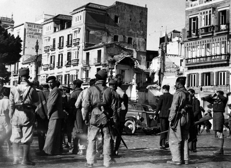 'La guerra civil en Málaga' es un alegato contra una memoria hemipléjica que no quiere recordar ni comprender por qué se llegó a una Guerra Civil.