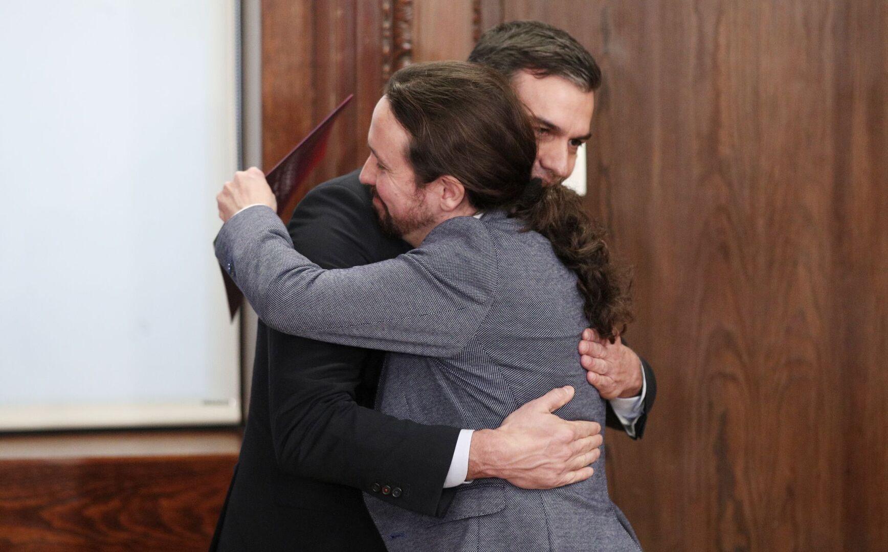Las cesiones económicas de Sánchez a Iglesias