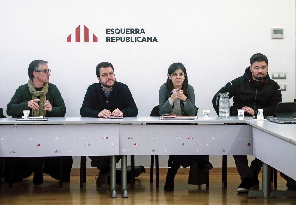 Los resultados de la mesa de diálogo bilateral entre Govern y Gobierno se someterán a un proceso electoral solo en la región catalana.