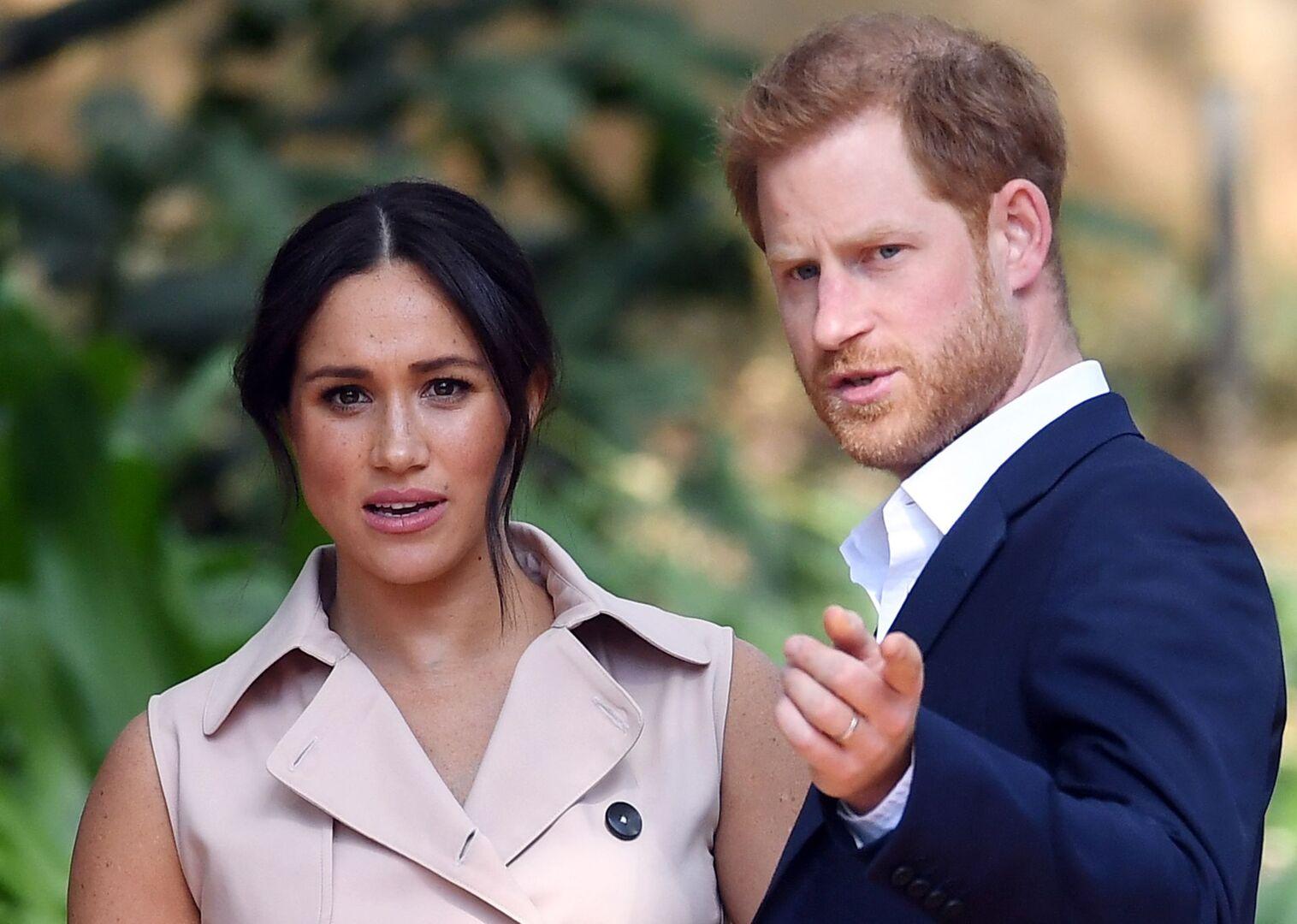 Meghan Markle y el príncipe Harry presentan una demanda por la aparición de fotos de su hijo sin consentimiento