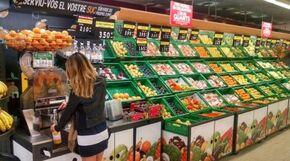 La OCU desmiente la 'leyenda negra' de los zumos recién exprimidos del supermercado Zumex-mercadona