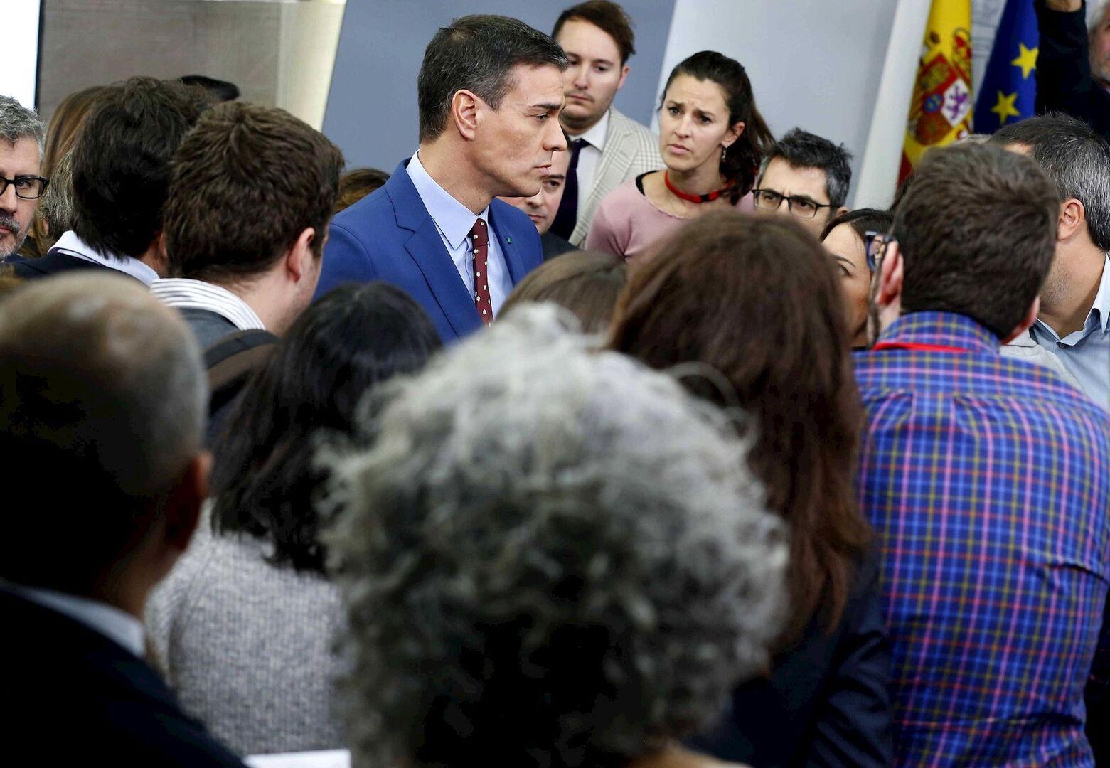 El nuevo gesto de Sánchez a ERC: rebajar las penas por sedición para adelantar la salida de Junqueras de prisión