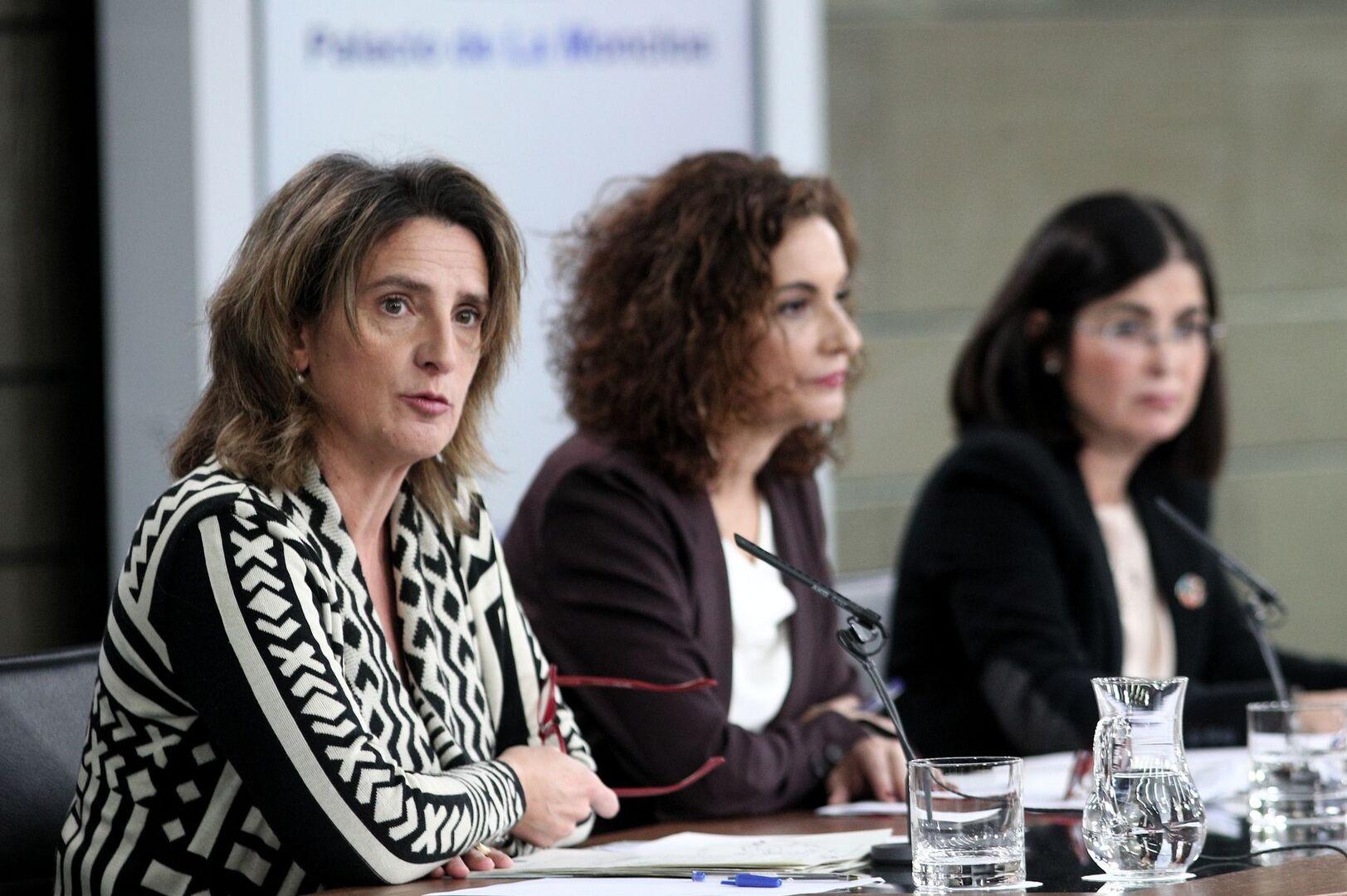 """Presupuestos con """"impacto de género"""" y sectores productivos con """"perspectiva de clima"""": las cuentas del Gobierno"""