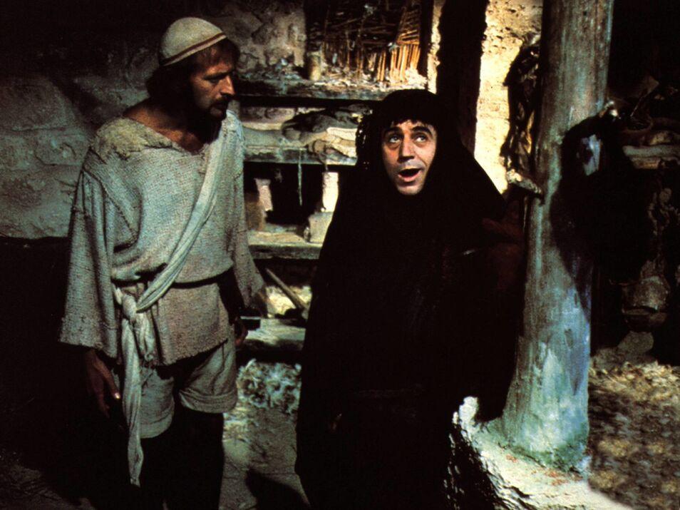 Muere Terry Jones, fundador de los Monty Python y director de 'La vida de Brian Terry-jones-vida-brian