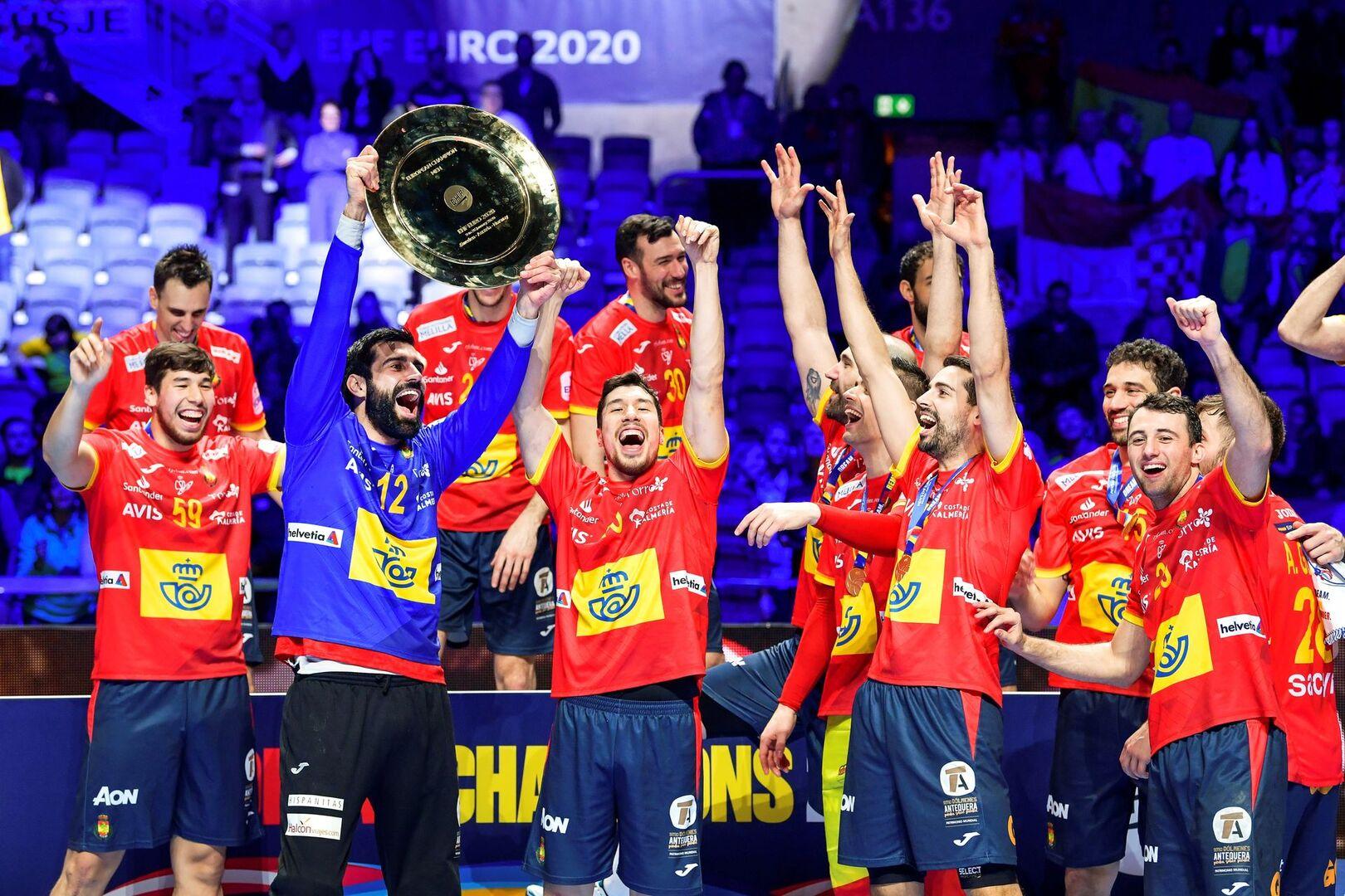 España Campeona De Europa De Balonmano