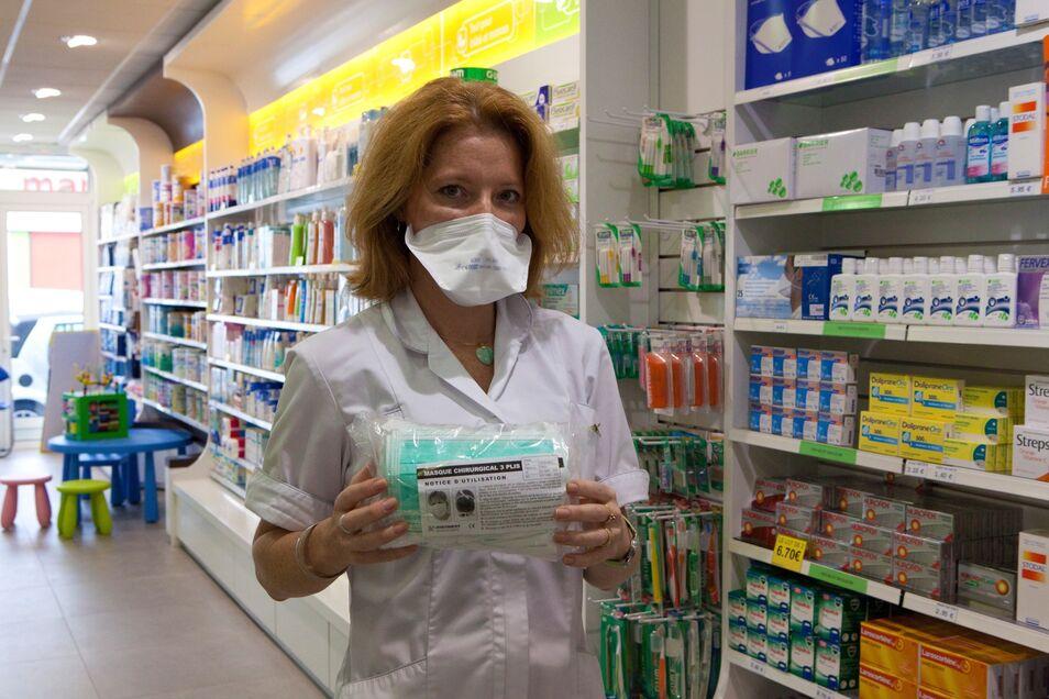Salud, Belleza y Moda Farmaceutica-mascarilla