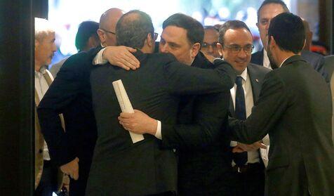 """Chat privado de dirigentes de JxCat: ERC es el """"enemigo"""" y Junqueras """"se esconde"""""""